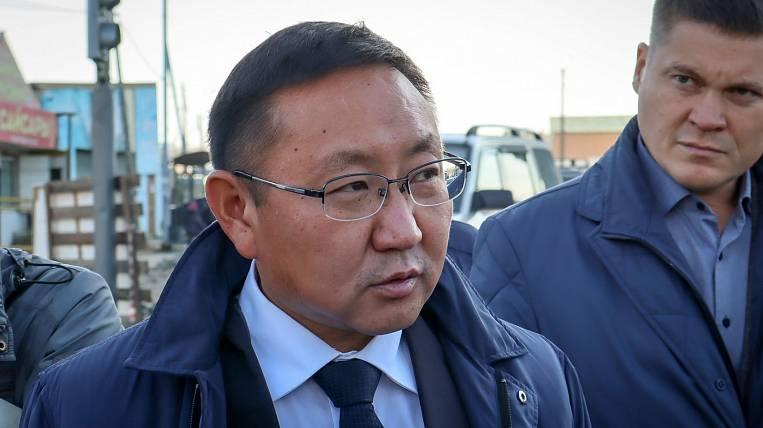 The government of Yakutia was headed by Alexei Kolodeznikov