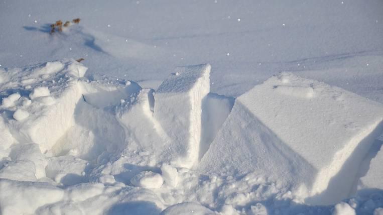 In Yuzhno-Sakhalinsk will build a snow dump