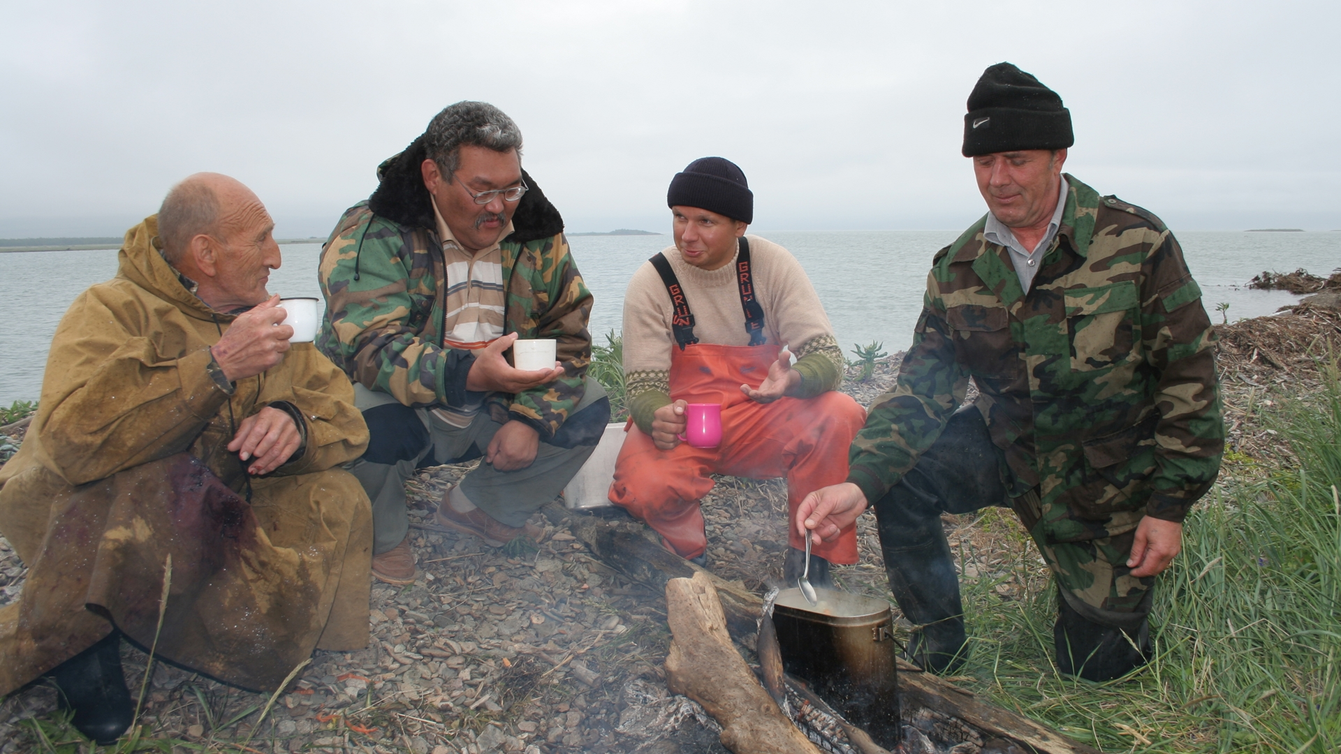 Three tails of pink salmon can be caught for free in Kolyma