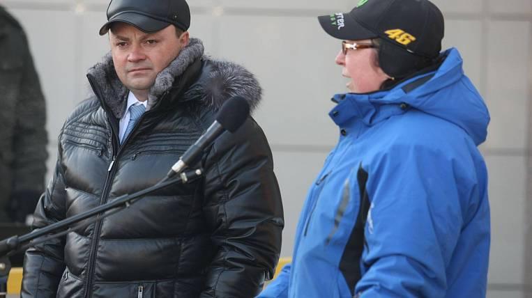 """The capture of business called the ex-mayor of Vladivostok the arrest of accounts """"Vostoktsement"""""""