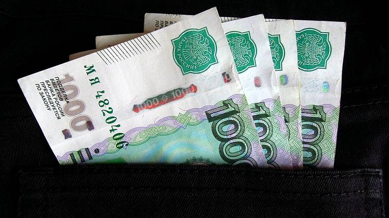 The head of the urban settlement was caught on a bribe in Primorye
