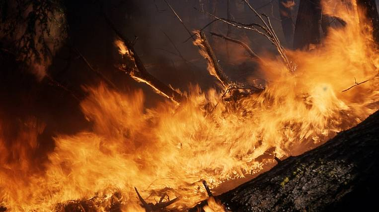 "In the fire of the Yakut fires ""burn"" 400 million budget rubles"