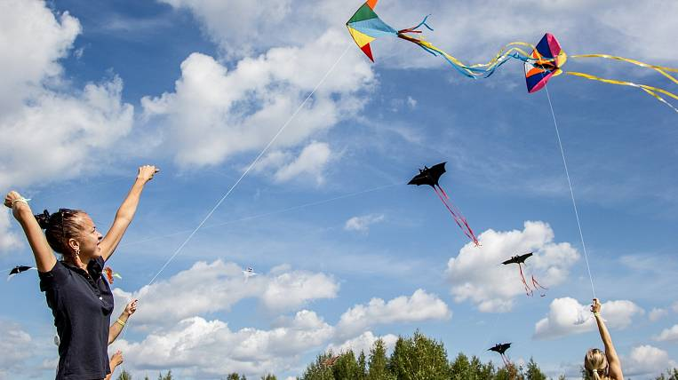 Children's camps and playgrounds opened on Sakhalin