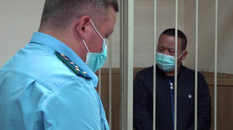 Primorsky police and Interpol detain a swindler from China