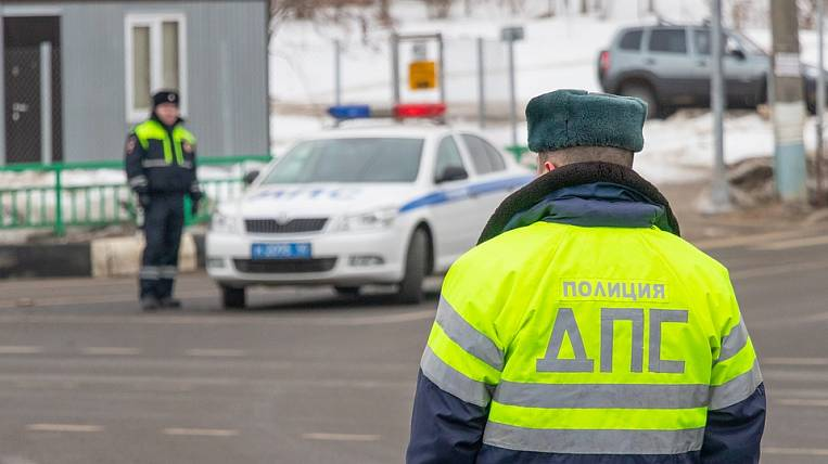 Traffic police in Russia will be less