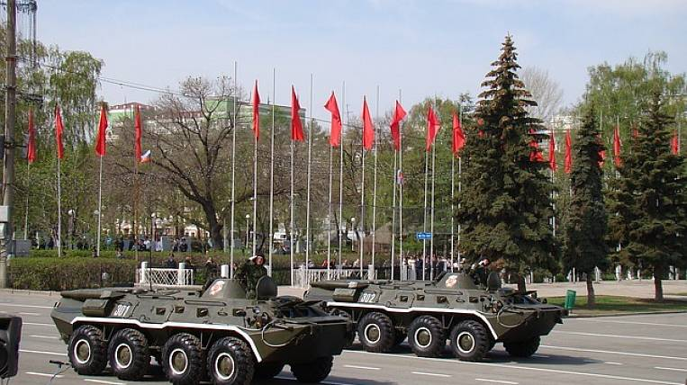 Victory Parade will be held in Kamchatka without the participation of spectators