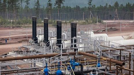 Irkutsk region undertakes gas processing