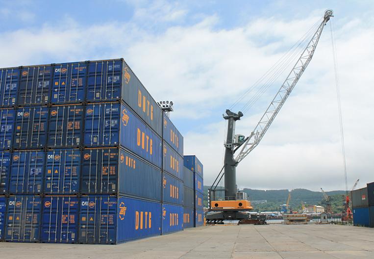 Cargo transportation went up