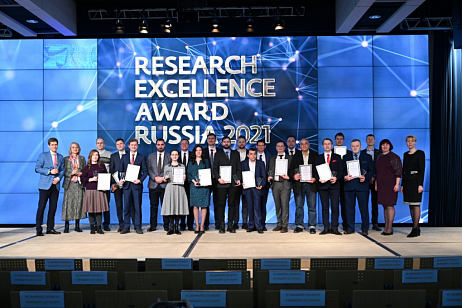 FEFU received an award for the promotion of Russian science abroad