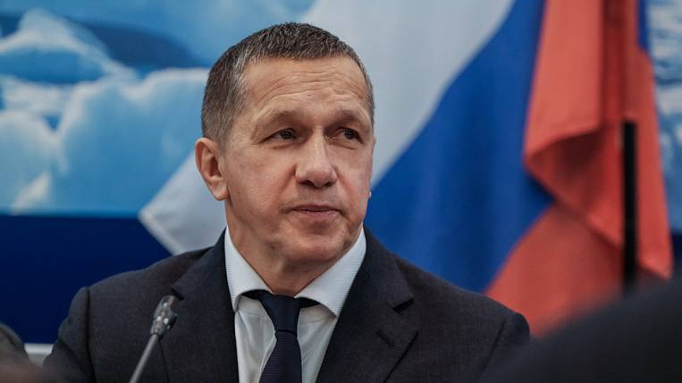 Trutnev named the priorities for 2020 in work in the Far East