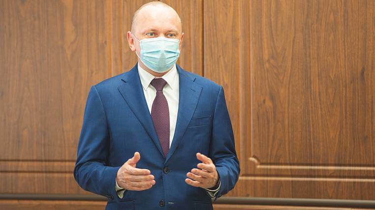 Evgeni Kamkin: situation with COVID-19 in Kamchatka can be reversed soon