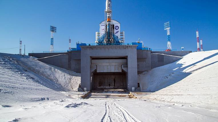 The second phase of the Eastern Cosmodrome will be completed in 2022 year