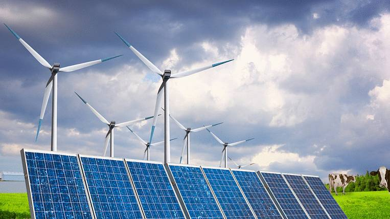 Japanese wind power plants will begin to produce in the Far East