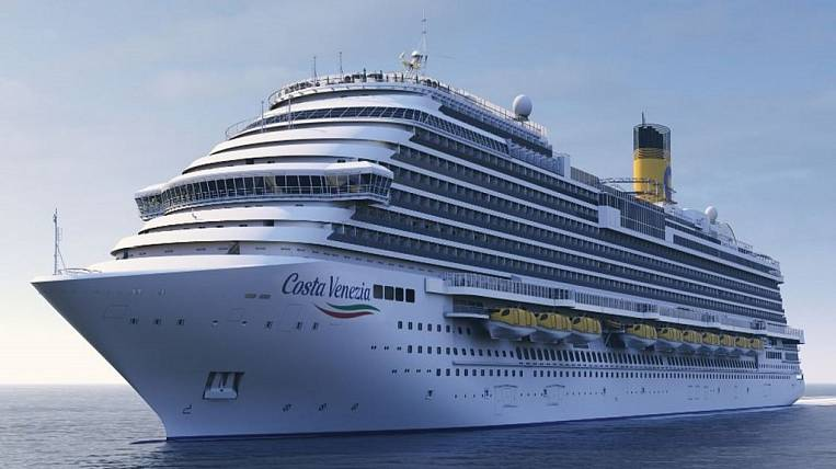 VEF participants will be placed on a cruise ship