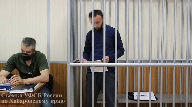 Members of a terrorist organization convicted in Khabarovsk