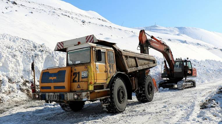 Magadan College will receive a dump truck from Polymetal