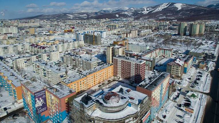 Defense Ministry will give land to authorities in the center of Yuzhno-Sakhalinsk