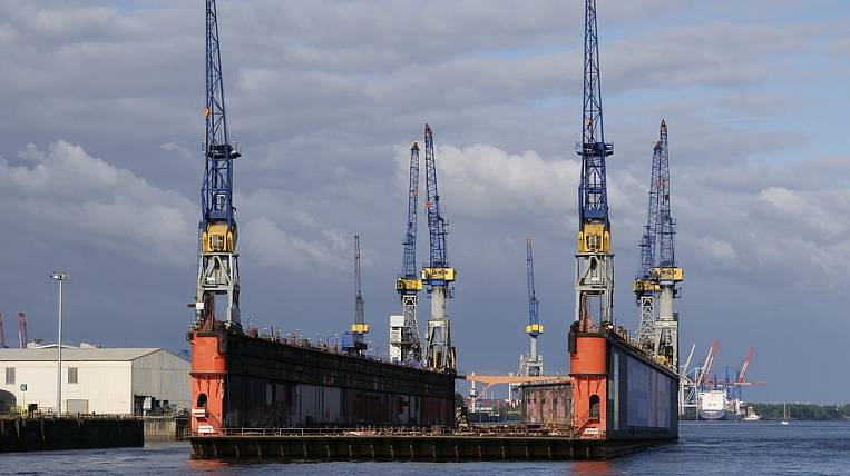 Far East shipyards can receive up to 10 million rubles