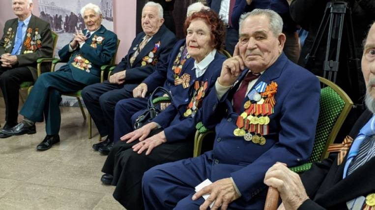 Khabarovsk Territory Veterans Received Victory Day Payments