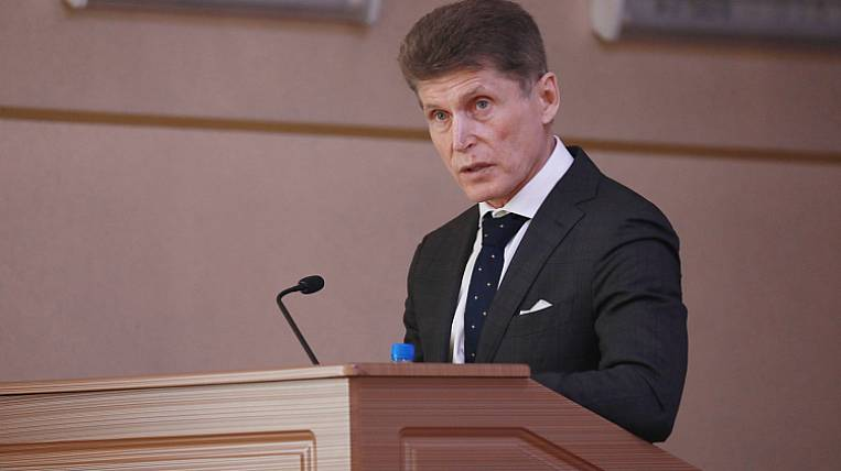 The head of Primorye: it is necessary to actively vote for the objects of improvement