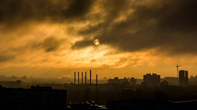 Coronavirus restrictions could not clear the air in Chita