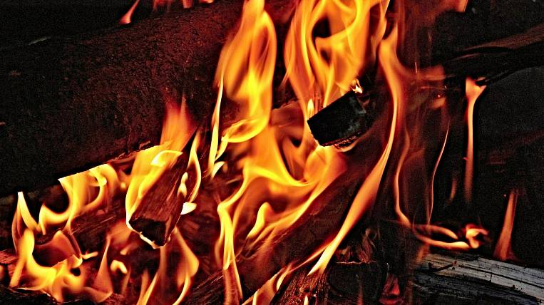 The fire hazard period will begin in May in Kamchatka
