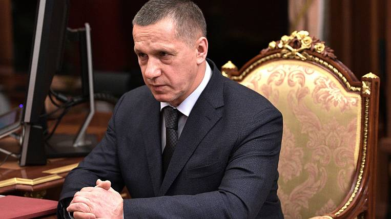 Yuri Trutnev was among the richest officials of Russia