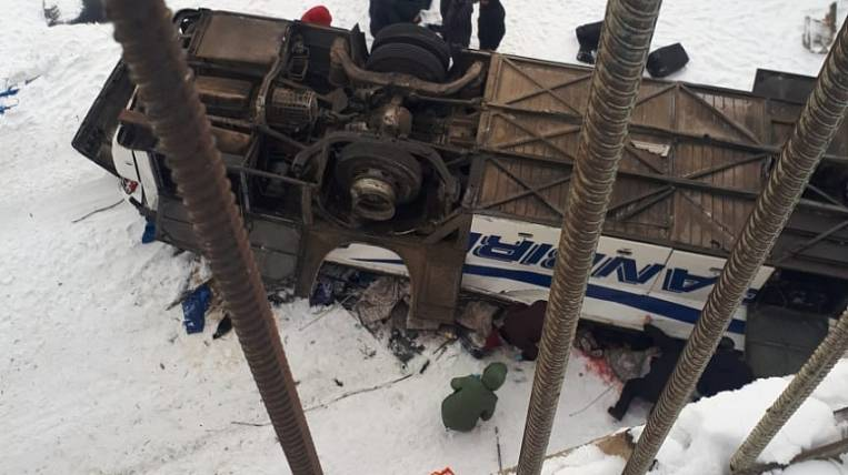 Victims in a traffic accident with a bus in Transbaikalia will receive payments