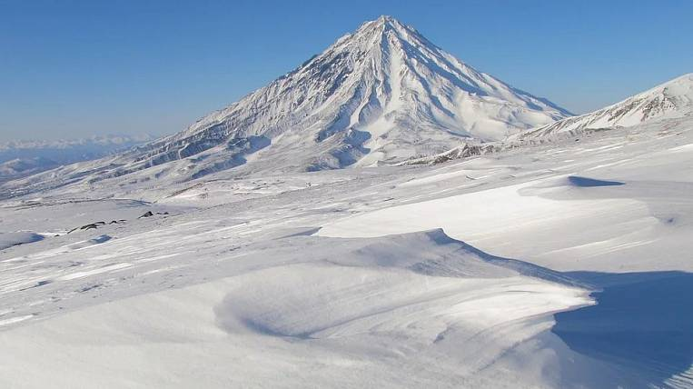 Avalanche hazard declared again in Kamchatka