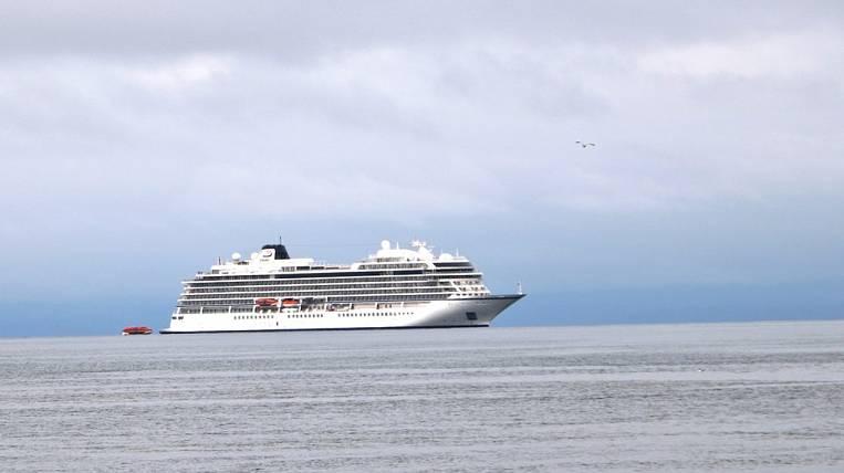 Cruise season opened on Sakhalin