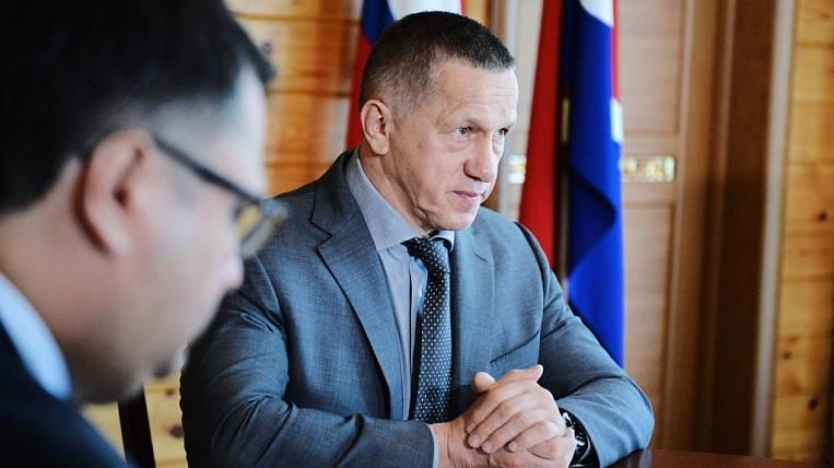 Trutnev: Blagoveshchensk will enter the free port of Vladivostok
