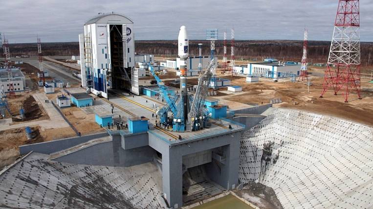 Responsibility for the power supply of the cosmodrome downgrade substation