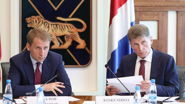 The head of the Ministry of Development and Development reprimanded the mayor of the Big Stone