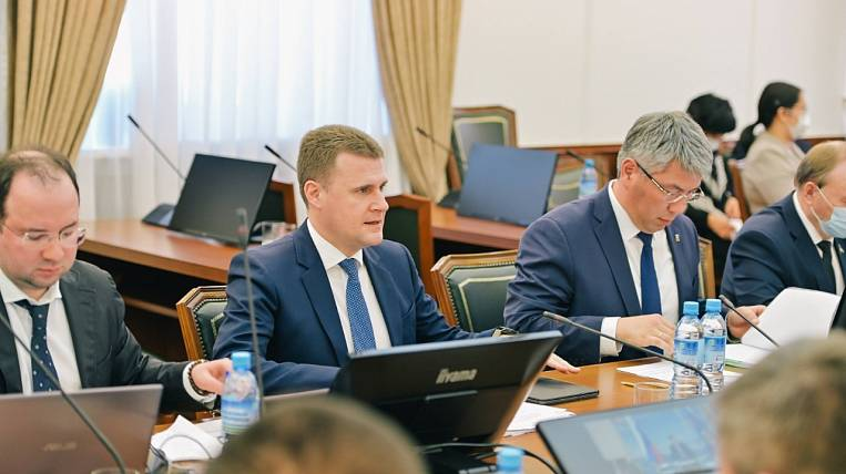 Chekunkov: the problem of budgetary security is the main one in Buryatia