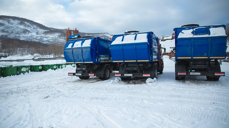 Unified tariff for garbage collection will be established in Kamchatka