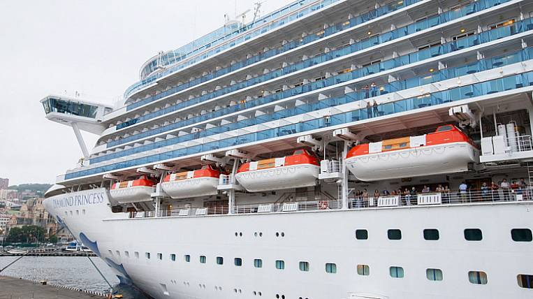 All passengers of Diamond Princess were discharged from the hospital in Primorye
