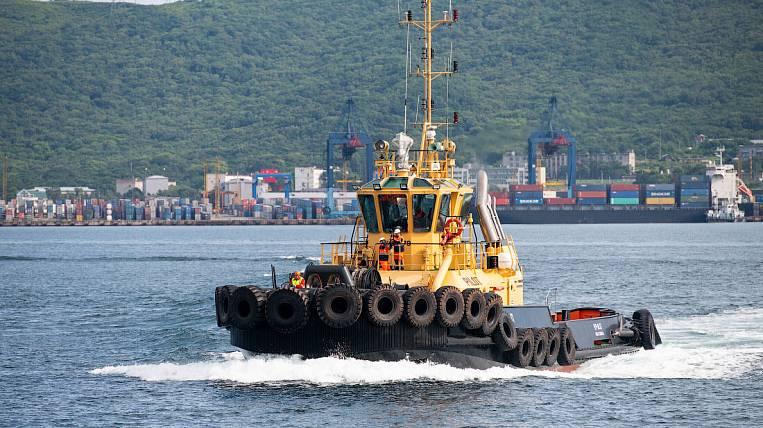 Vostochny Port Port Fleet Celebrated 45 Anniversary