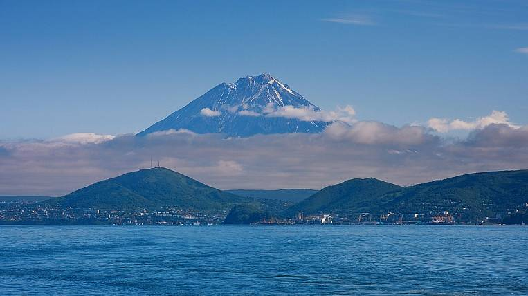 A strong earthquake occurred in Kamchatka