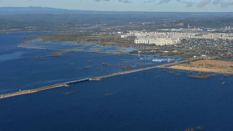 The cost of the dam in Komsomolsk-on-Amur decreased by 1 billion rubles