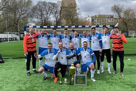 The Ministry of Energy Cup was won by the RusHydro team