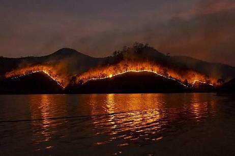 Prosecutor's Office: Irkutsk Region is not ready for the forest fire period