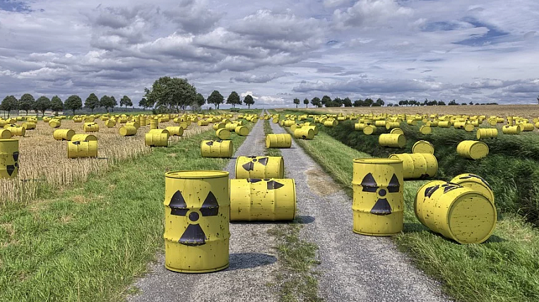 The nuclear waste processing center will continue to be built in Primorye