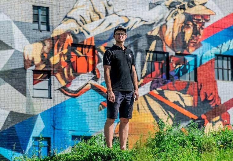 Transbaikalian graffiti