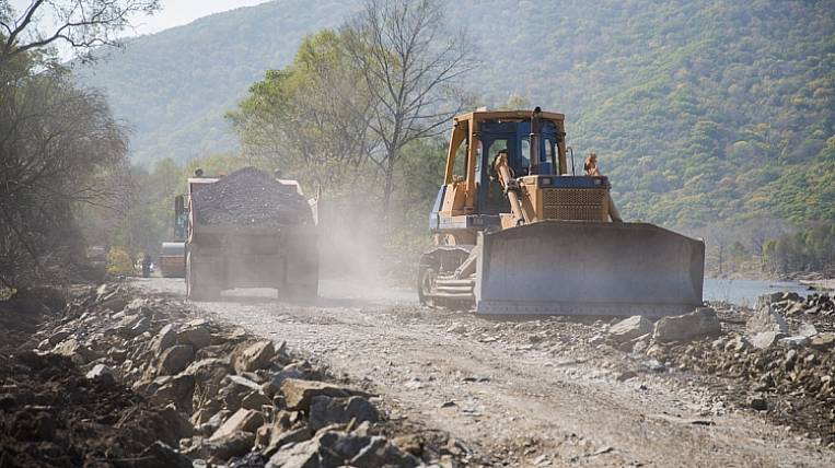 30 bridges in Primorye have to be built anew after the typhoon