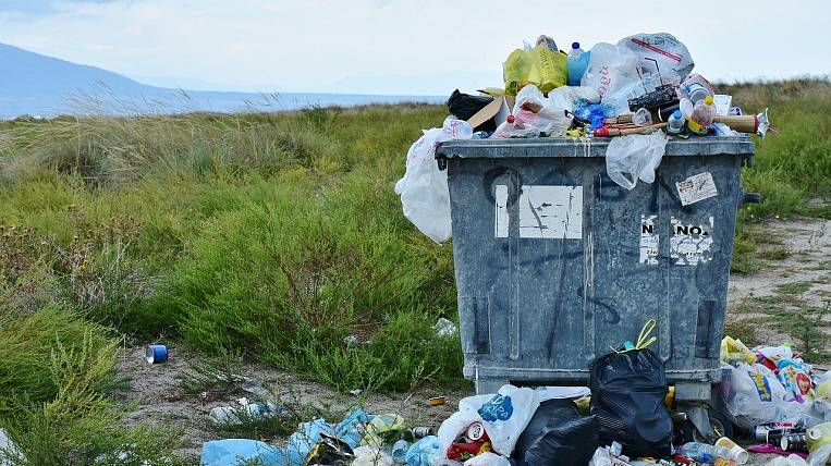 Looking for rubbish containers for Russian regions 12 billion rubles
