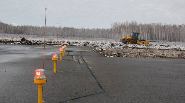 The timing of the reconstruction of the airport in the Amur region can again be disrupted