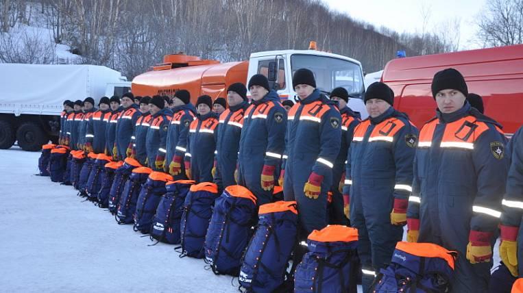 Emergency warning announced in Primorye