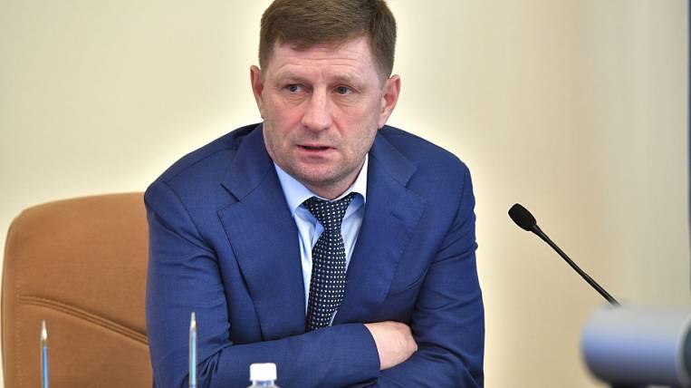 Data on summoning Furgal for questioning denied in Khabarovsk