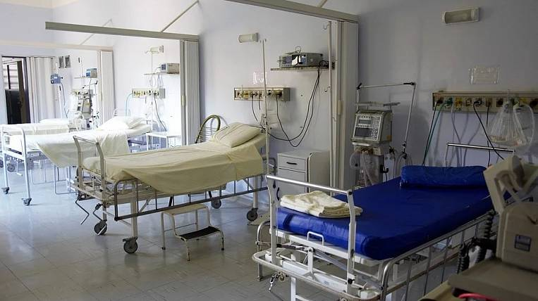 The hospital in Khabarovsk was reassigned to an isolation ward due to coronavirus