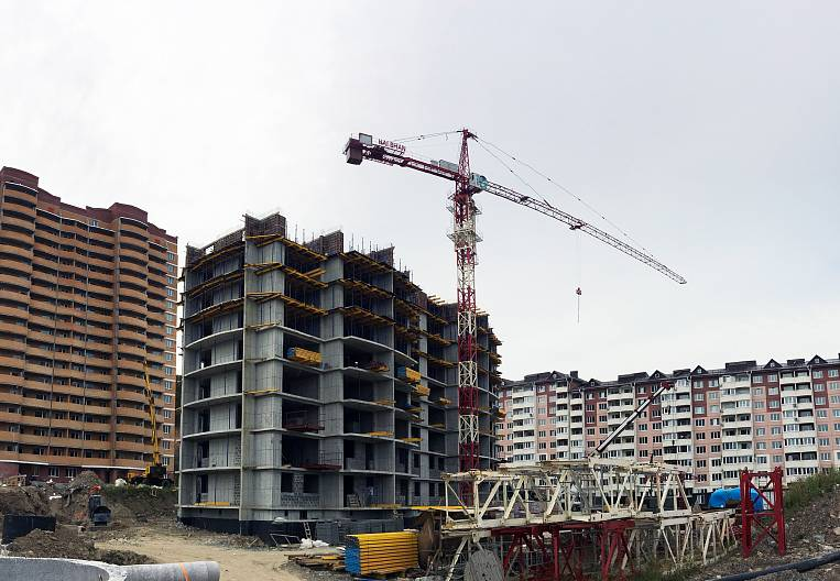 """""""We have no competitors in the housing market in Primorye"""""""